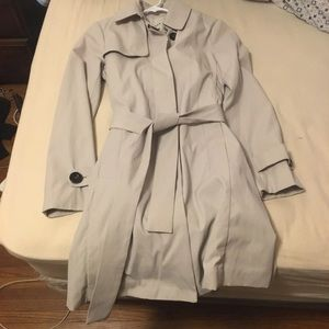 Zara Waterproof Trenchcoat